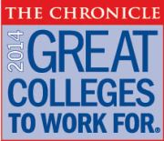 Great College to Work For